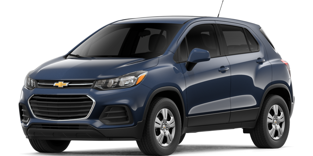 Small Chevrolet Suvs >> 2019 Trax Compact SUV: Crossover - Available AWD