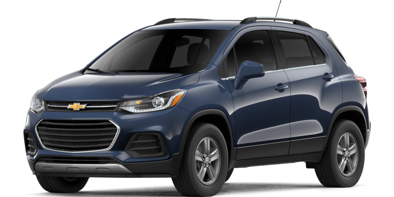 Chevy Suv Models >> 2019 Trax Compact SUV: Crossover - Available AWD