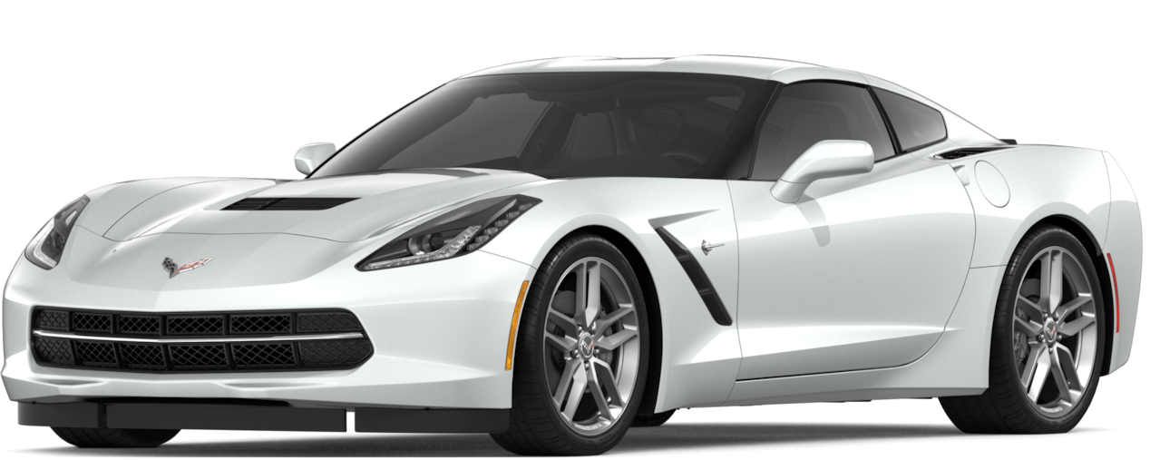 2019 Corvette Stingray Super Car: Side