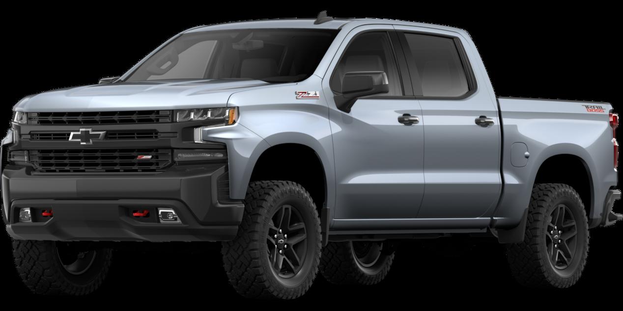 All-New 2019 Silverado 1500 Pickup Truck: Full Size Truck