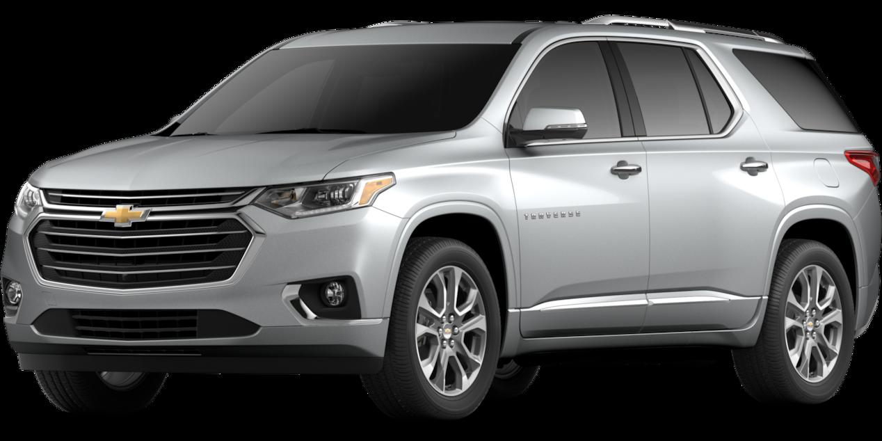 2020 Chevy Traverse | Mid-Size SUV - 3 Row SUV
