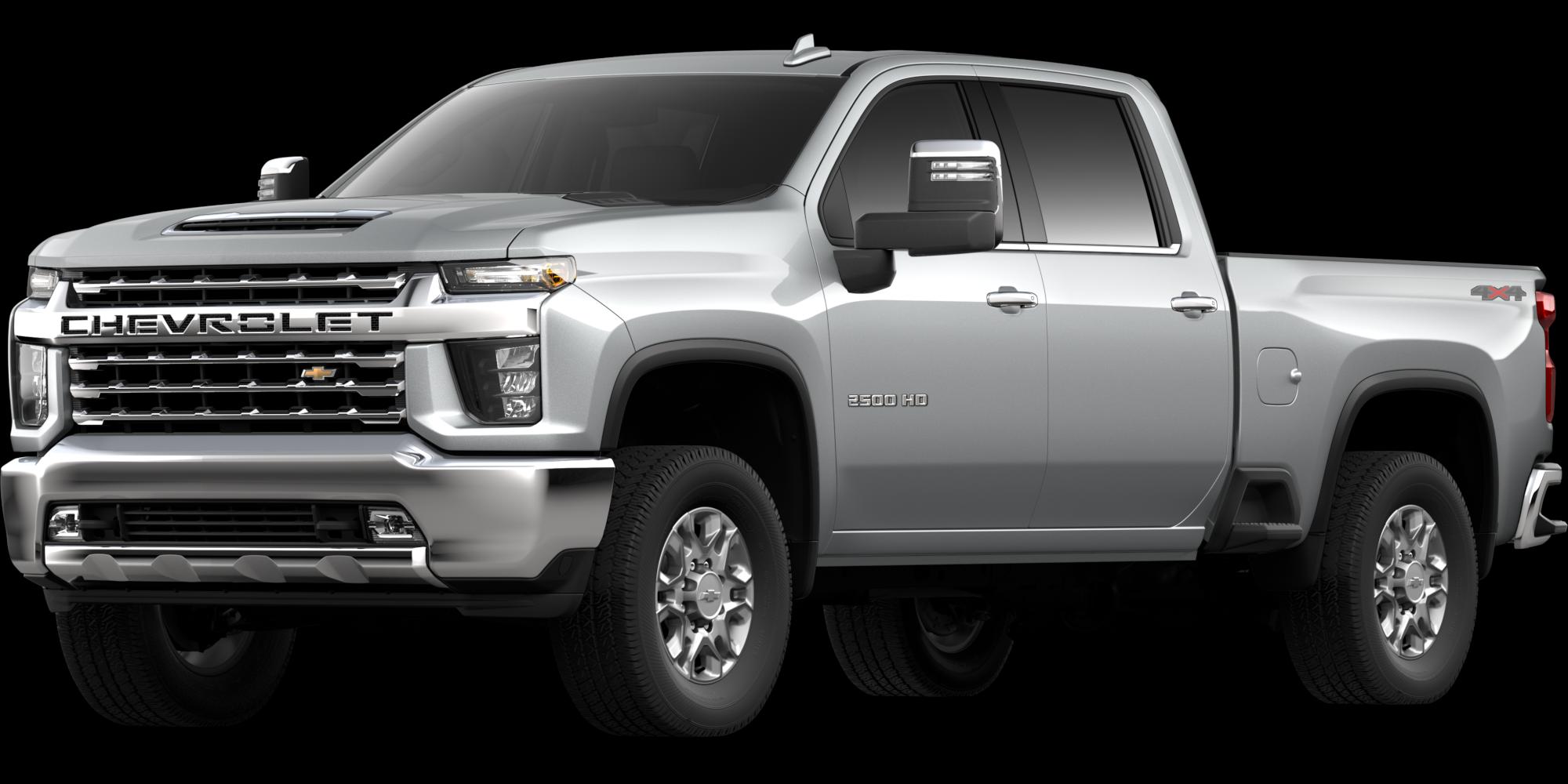 Special factory incentives on 2020 Chevrolet Silverado HD in Roseville CA