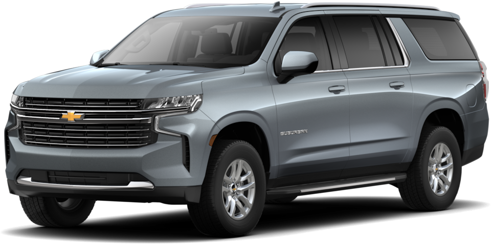 2021 Chevy Suburban Large Family Suv
