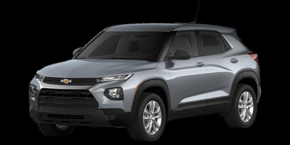 All New 2021 Chevy Trailblazer Small Suv Crossover