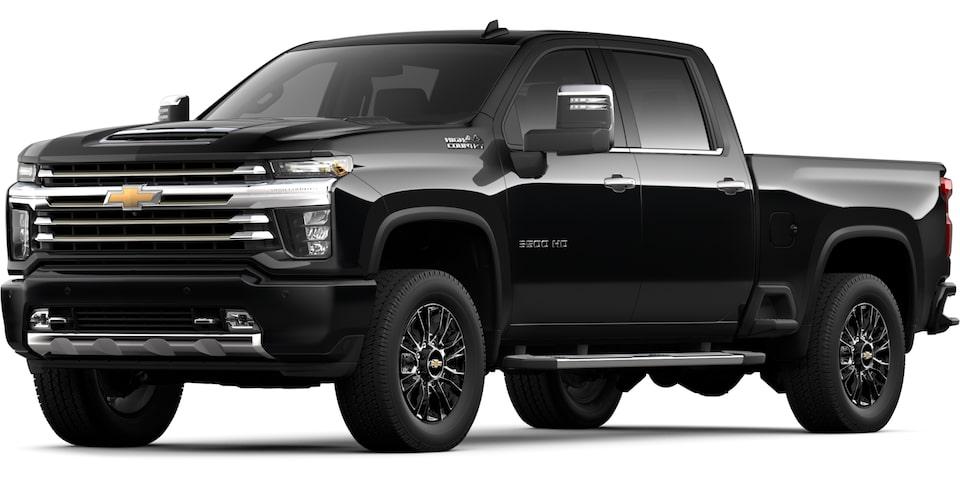 Heavy Duty Trucks For Sale 2021 Silverado 2500 Hd 3500 Hd